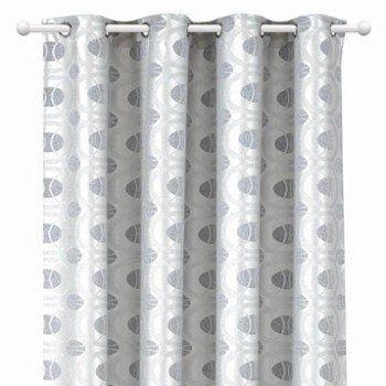 gris argent idee rideaux