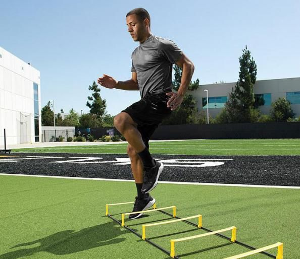 The 4 Week Speed And Agility Training Plan