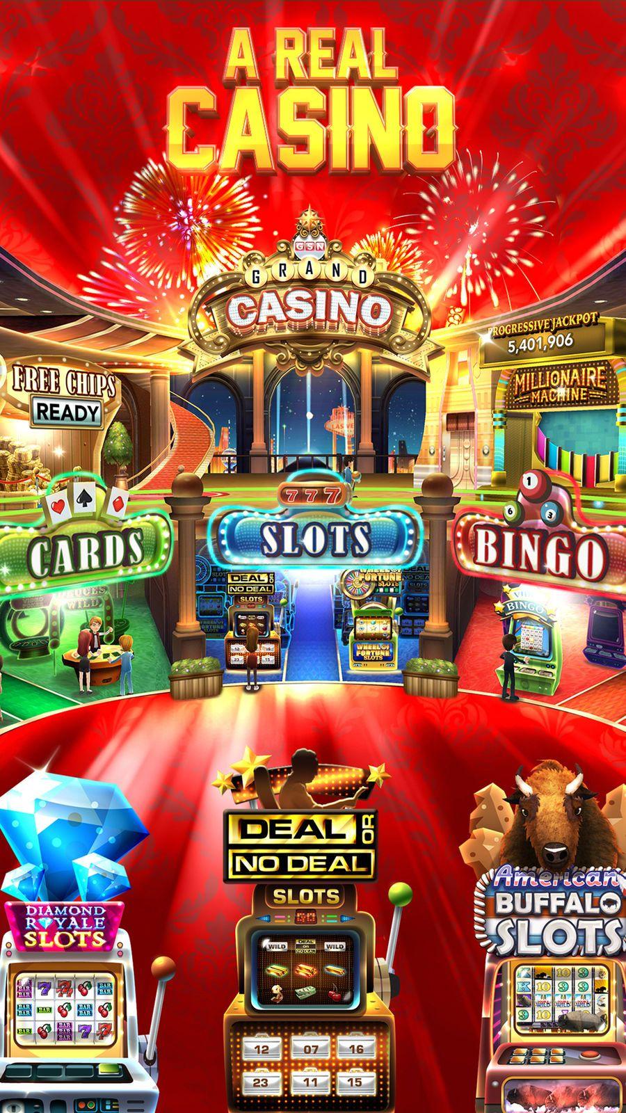 казино слотс безплатных игр