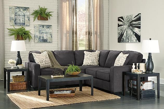Best Charcoal Alenya 2 Piece Sectional View 4 Charcoal 640 x 480