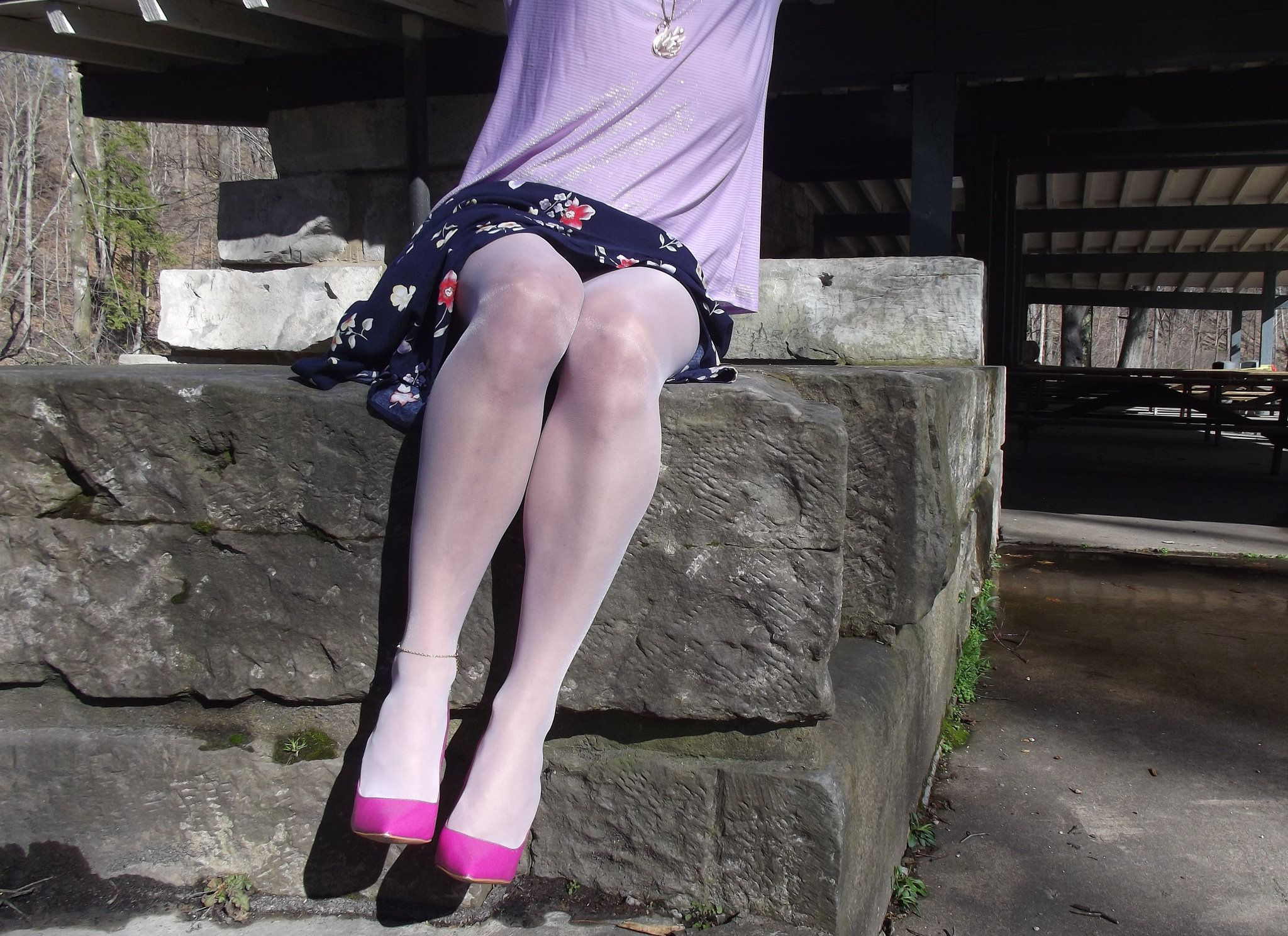 Set Of Pantyhose Pictures Here