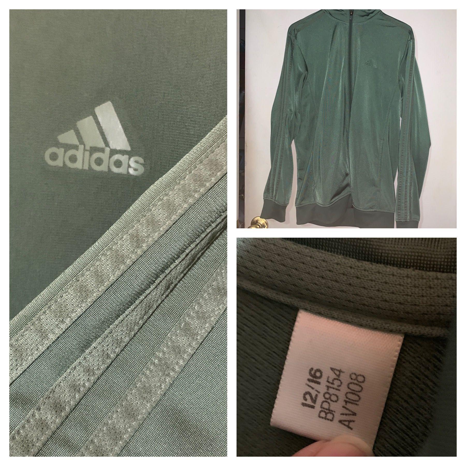73964c179 Soft Green Adidas Track Jacket   Adidas Track Jkts I Own   Adidas ...