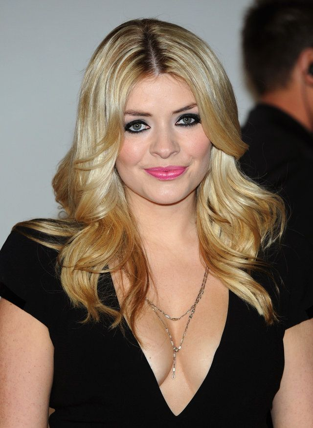 holly willoughby presenter on this morning holly
