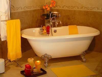 Eu quero uma banheira! - I want a bathtub !