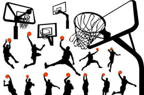 30 Free Sports Related Vector Graphics For Designers Free Sport Free Basketball Sports