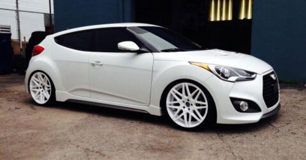 April 2016 Velsoter Turbo Of The Month Contest Aftermarket Wheels Hyundai Veloster Veloster Turbo Hyundai