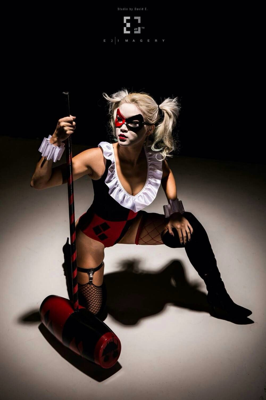 Pin on Harley Quinn (Alternate) - Cosplay Clowns