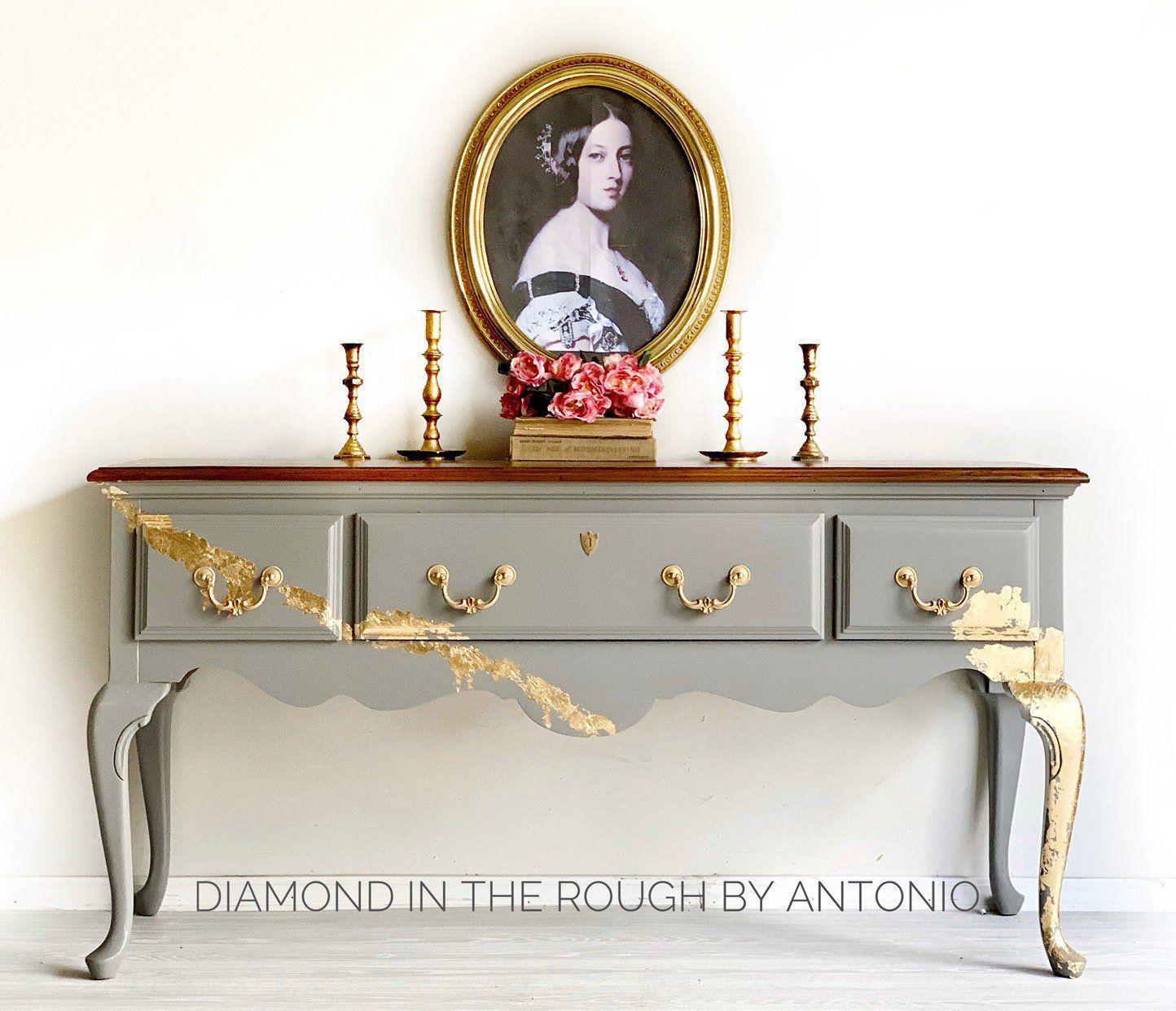 Painted Furniture Paintedfurniture Dekorasyon Queen