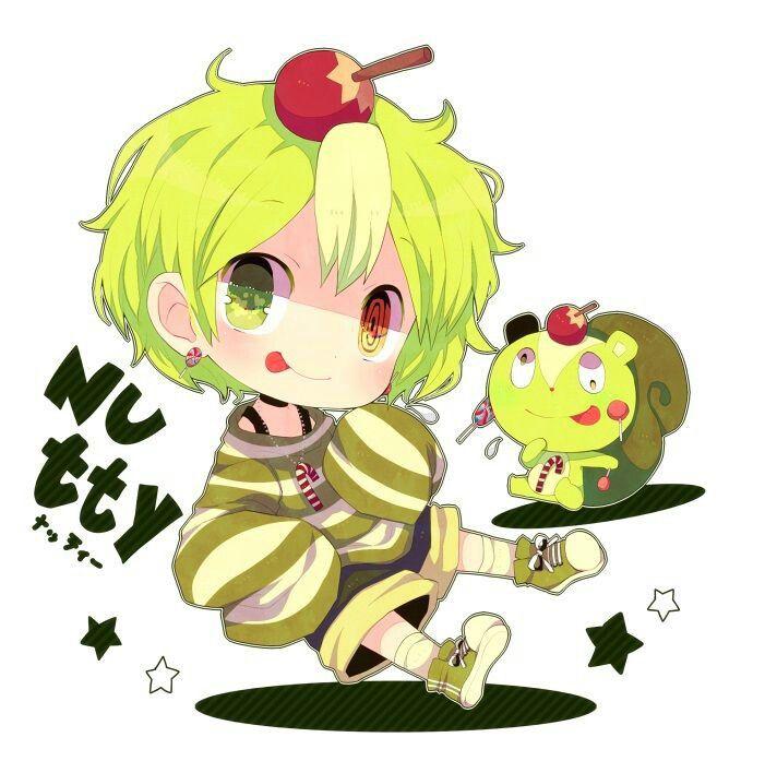 Nutty Htf Happy Tree Friends Friend Anime Anime