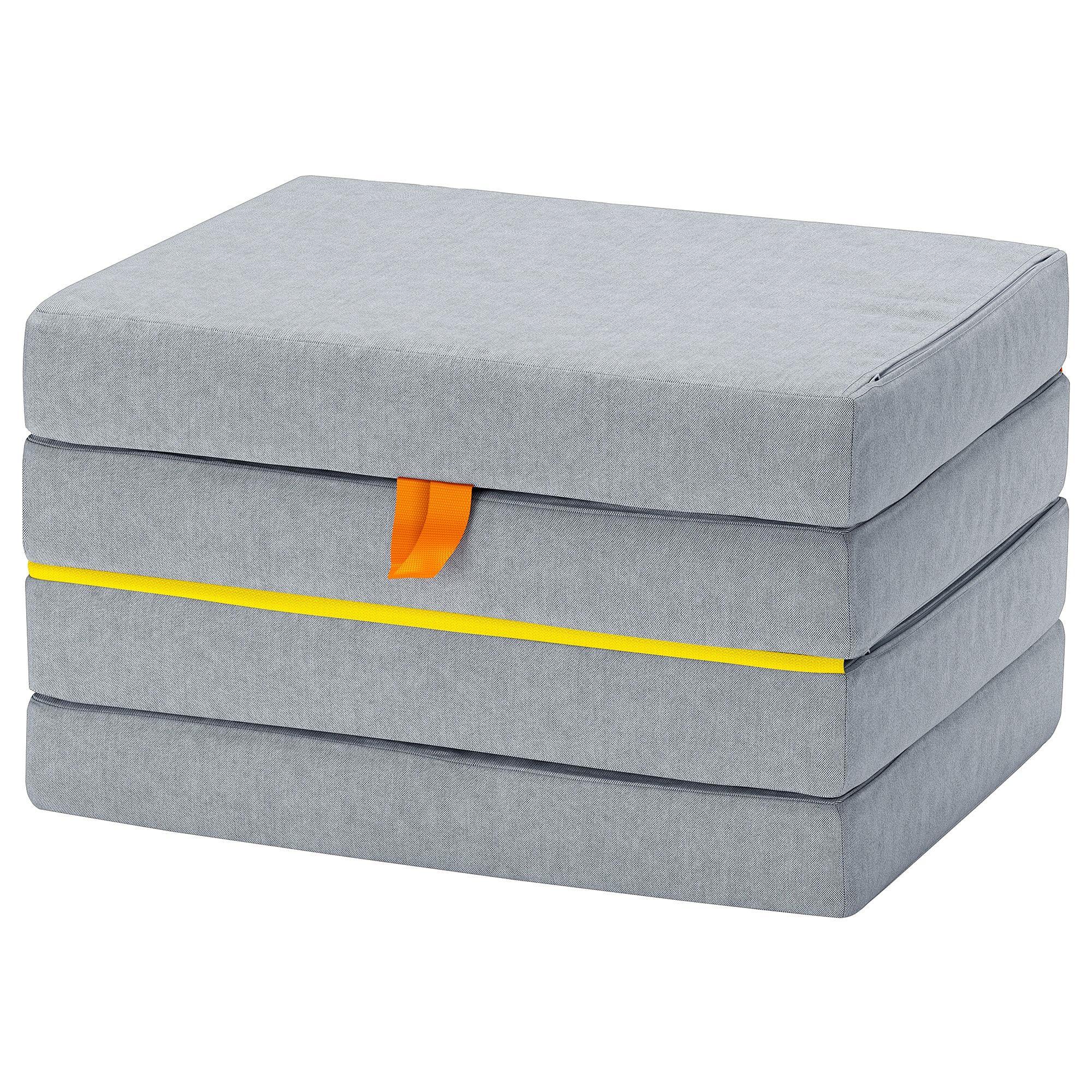 Pouffe Mattress Foldable Släkt In 2019 Ikea Mattress