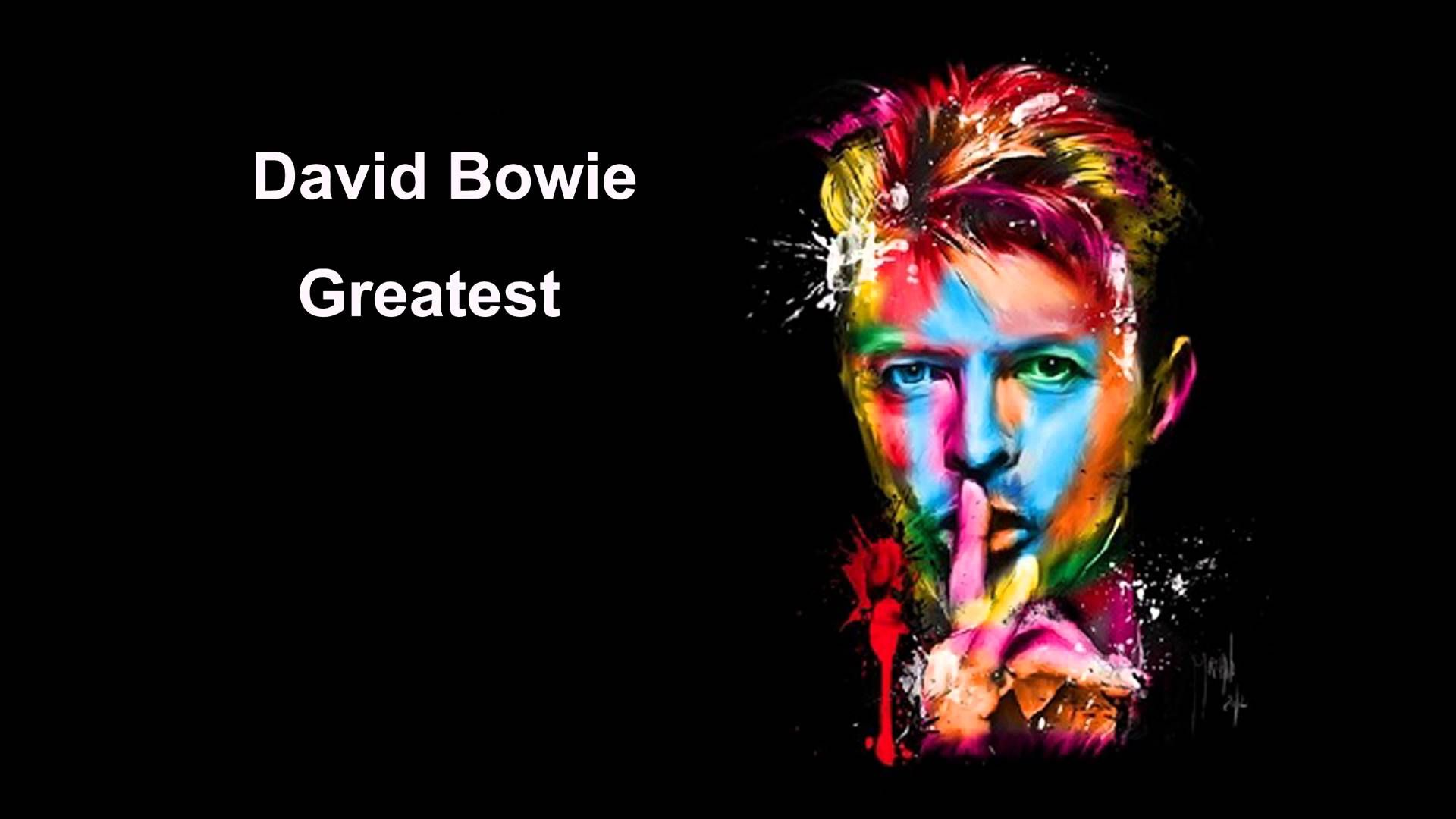 David Bowie In Memory of The Greatest Songs !