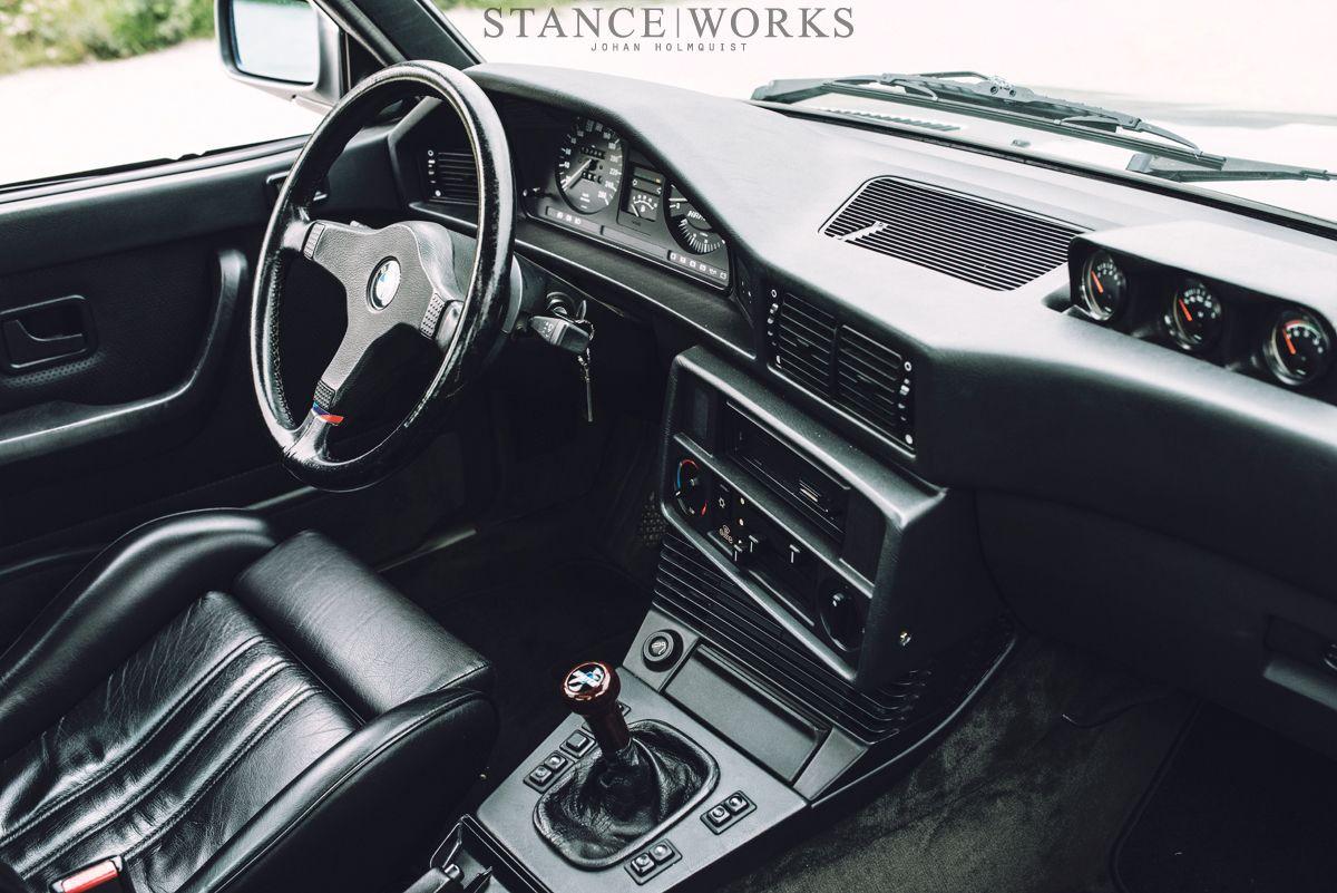 E28 Hartge Interior With Images Bmw E28 Bmw Bmw E30