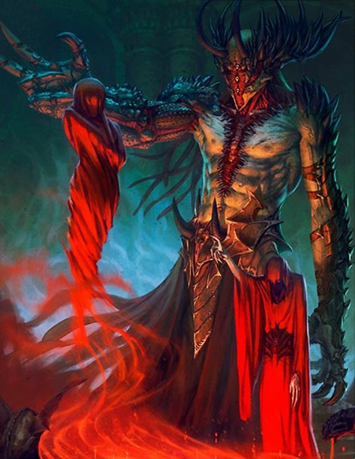 Blood Magic at Skyrim Nexus - mods and community |Psychedelic Blood