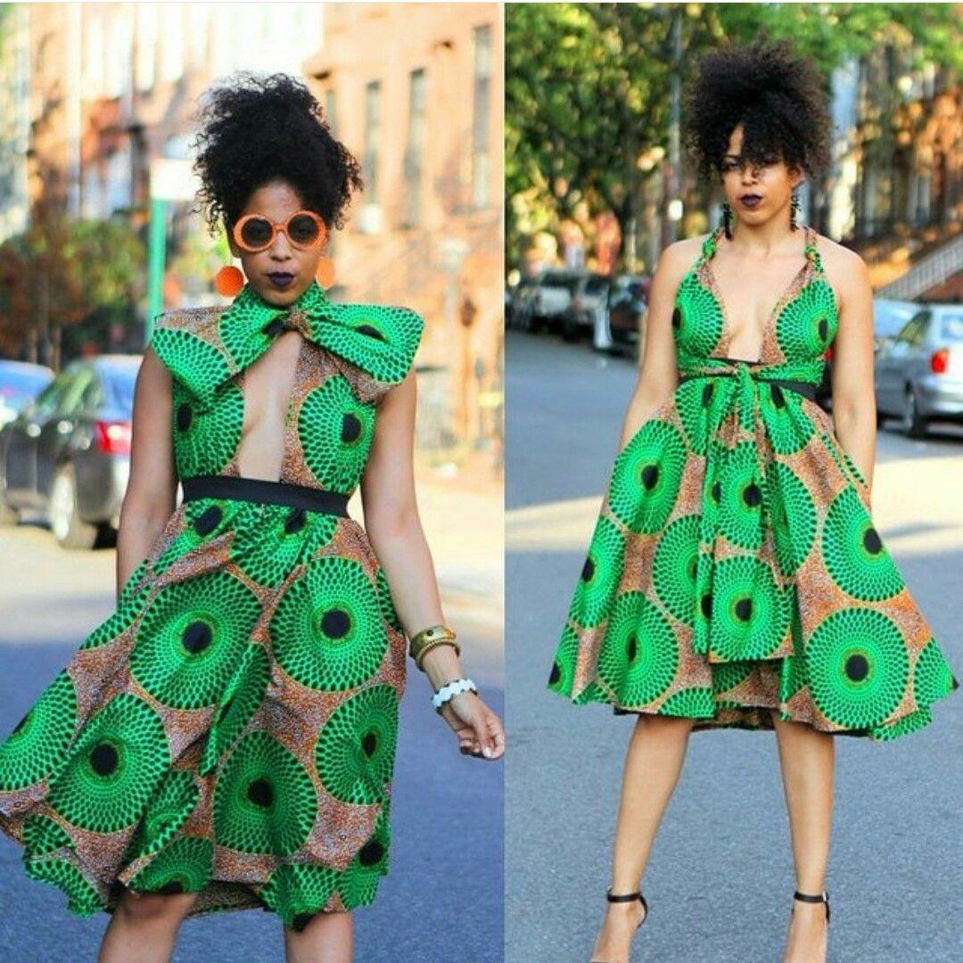 Convertible Top Dress