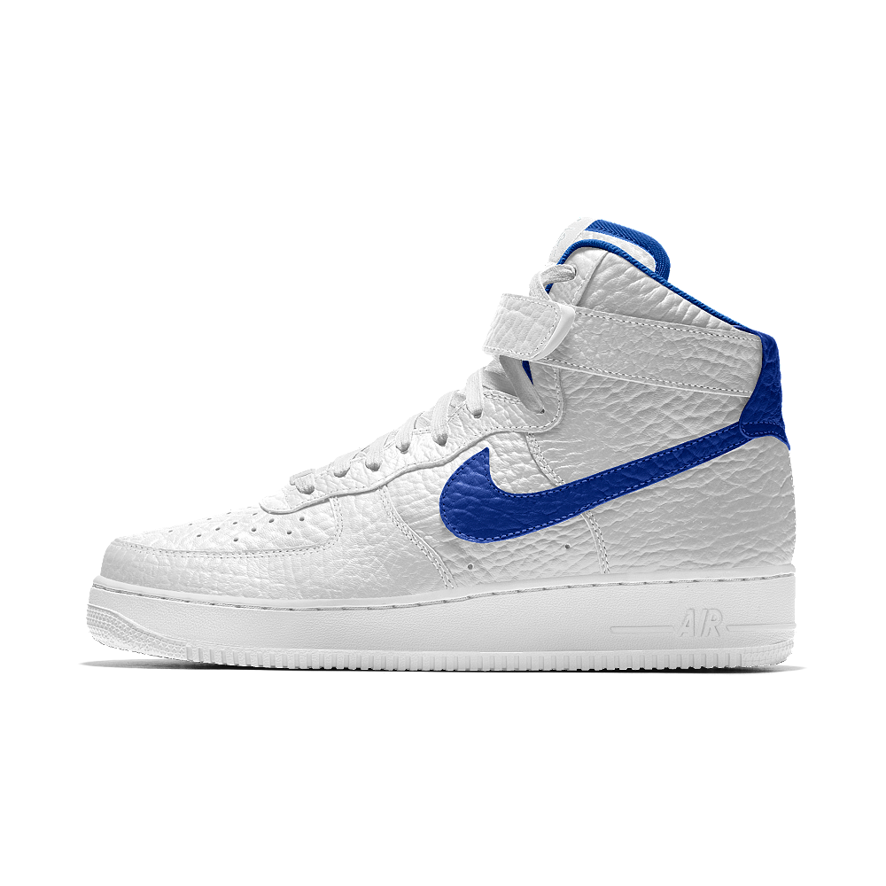 Nike Air Force 1 High Premium iD (Dallas Mavericks) Men's