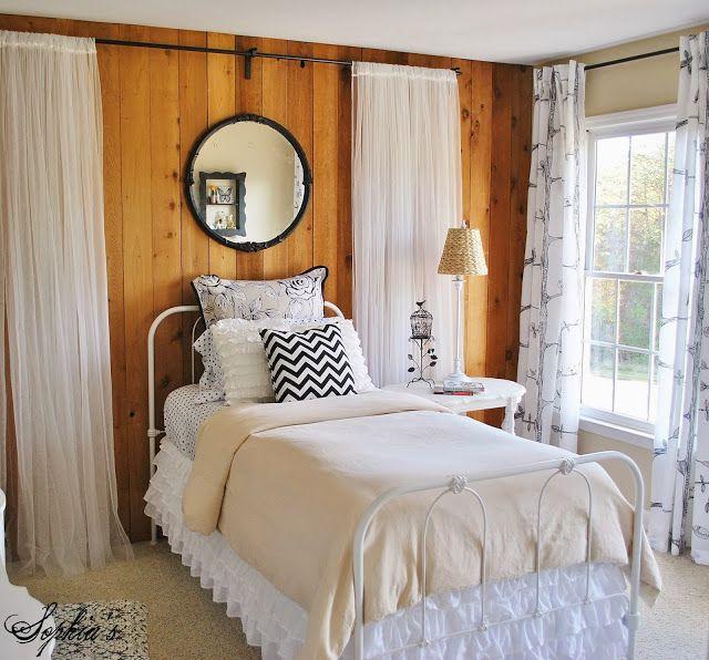 Sophia S Budget Bedroom Makeover For A Rental Home Budget Bedroom Makeover Small Bedroom Remodel Remodel Bedroom
