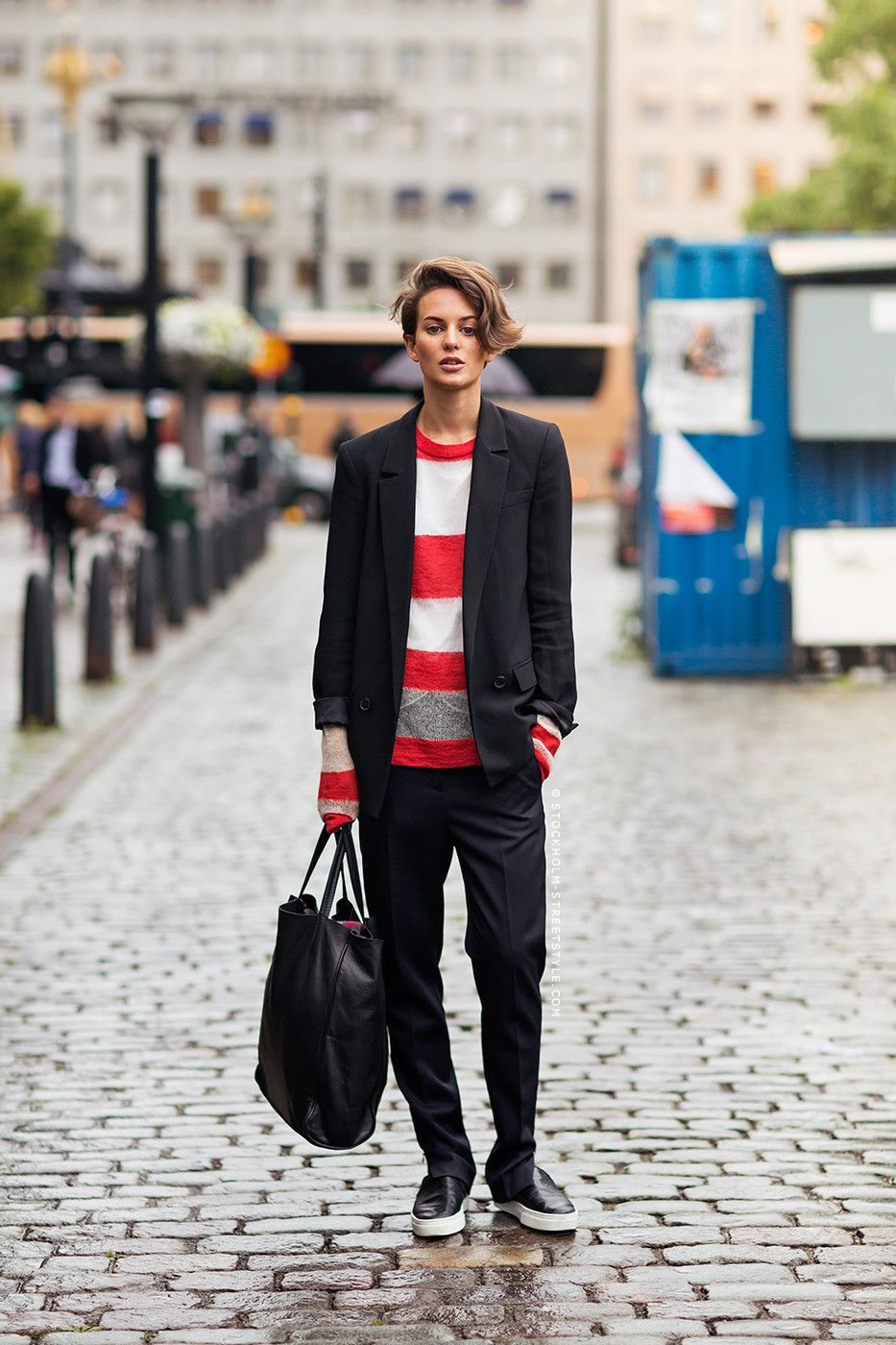 Joulukuun tyyli-inspiraatio: housupuku | Style inspiration: pantsuit - Pupulandia | Lily.fi