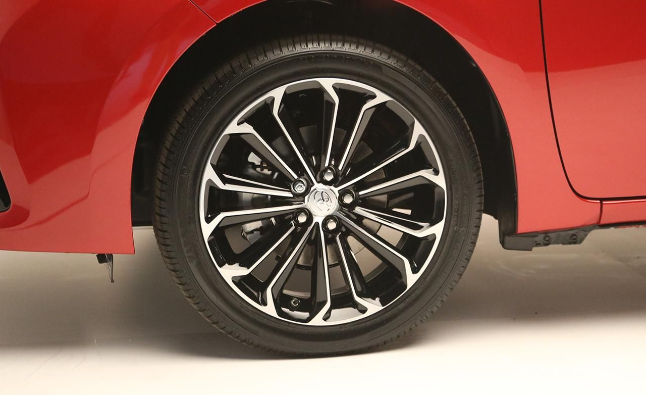 2014 Toyota Corolla Wheel Exterior Cars Likes Toyota Corolla