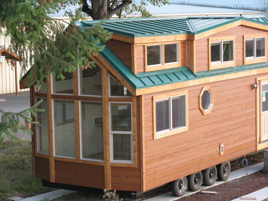 Alternative Housing Park Model Rv To Connect With