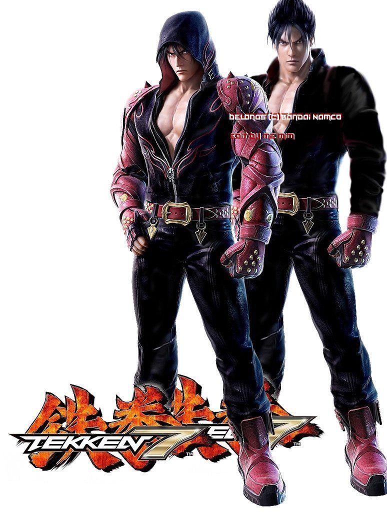 Jin Kazama Without Jacket By Jinmimkazama Jin Kazama Jin Biking Outfit