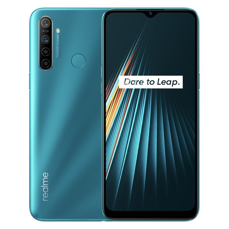 Realme 5i Global Version 6 5 Inch Mimi Drop Fullscreen