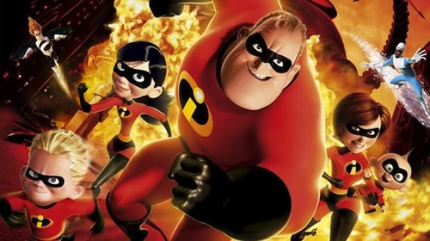 Showtime ... again! Pixar's The Incredibles is getting a sequel!   Blastr