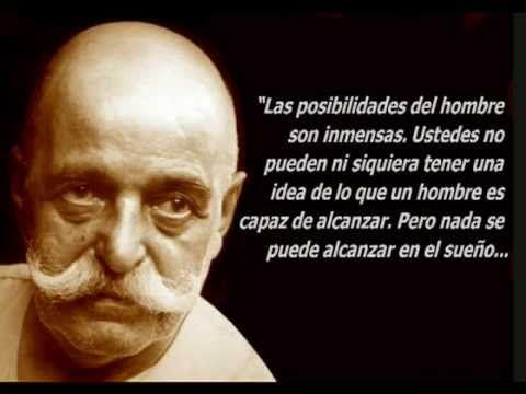 Gnosis,El caso de G. I. Gurdjieff (1/3) - YouTube