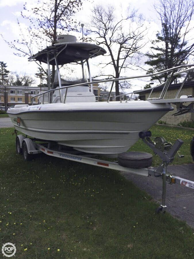 2006 Triumph 215 Center Console For Sale Center Console Fishing Boats Triumph Center Console