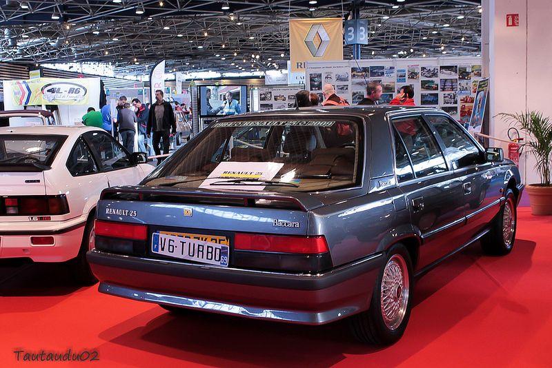 renault 25 v6 turbo baccara renault 25 baccara pinterest cars. Black Bedroom Furniture Sets. Home Design Ideas