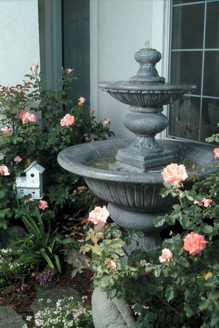 Lovely Alu0027s Garden Art Is Manufactured By Fiore Stone, Inc.   An American  Manufacturer Of One Of The Most Sought After Names In Concrete Decor For  Your Home And ...