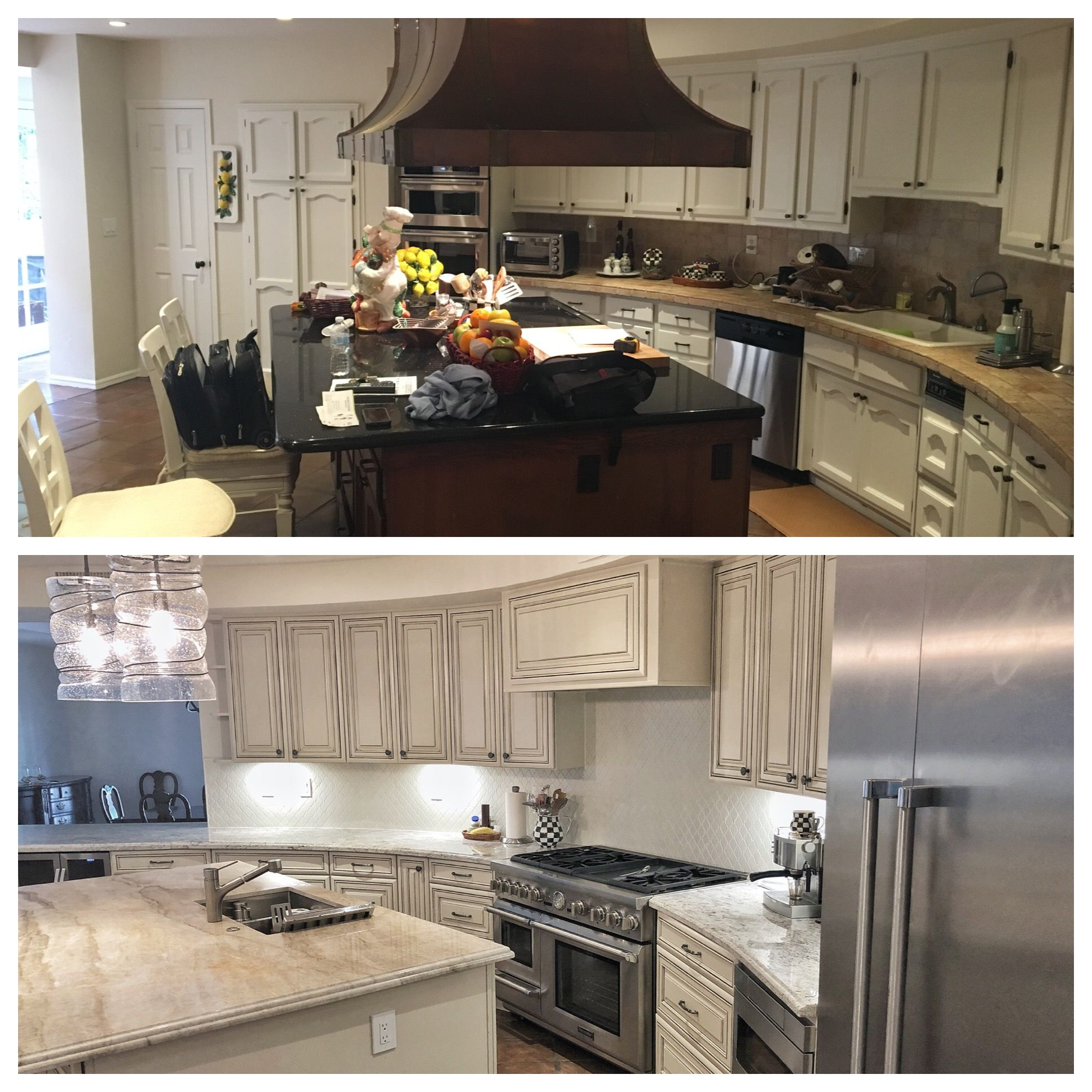 Raised Panel Kitchen Cabinets