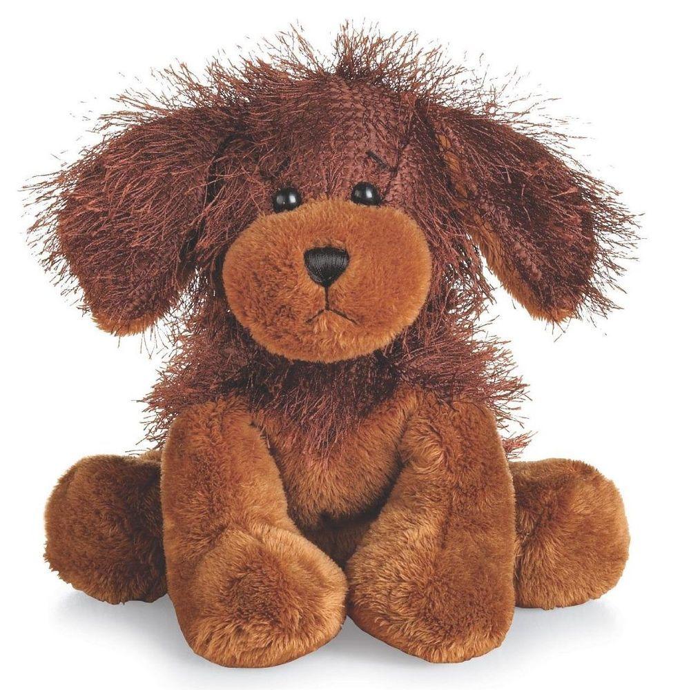Webkinz Brown Dog Hm195 New Unused Code Plush Stuffed Animal