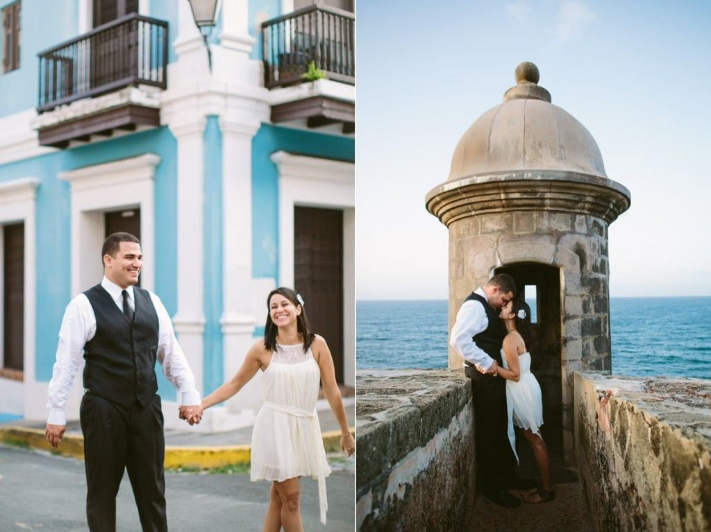 Old San Juan Puerto Rico Wedding Day