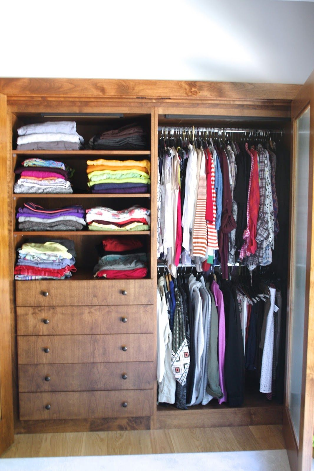 Simply Done A Smart Closet
