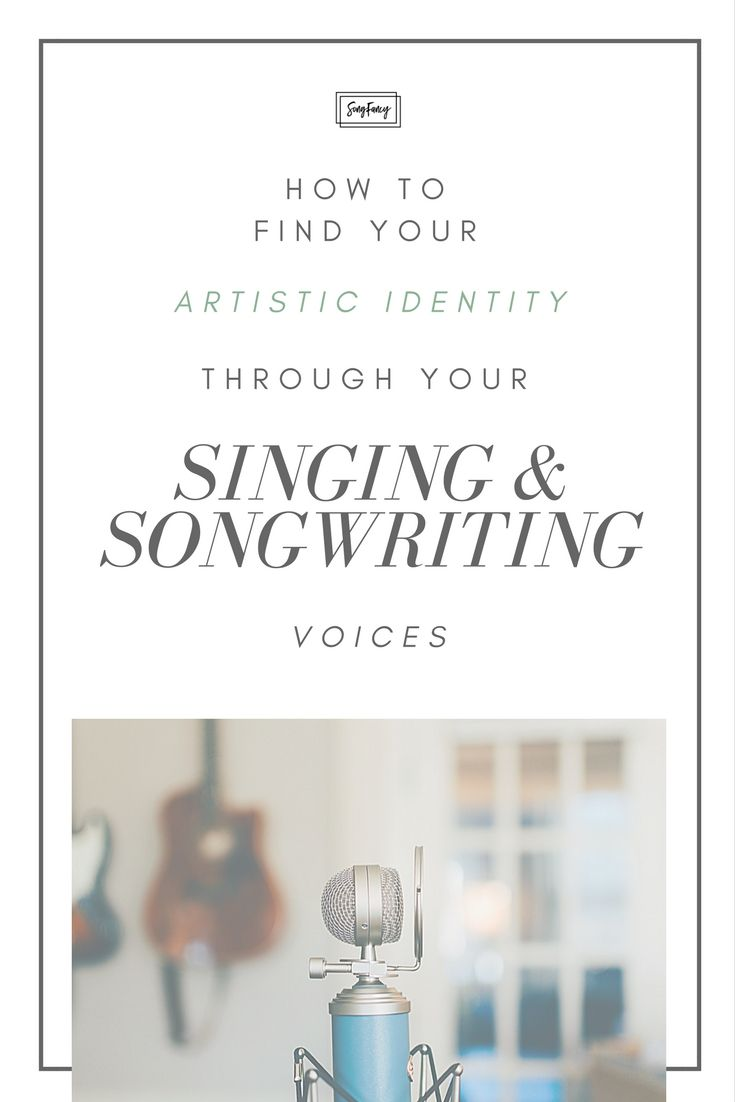 how to find your voice singing type