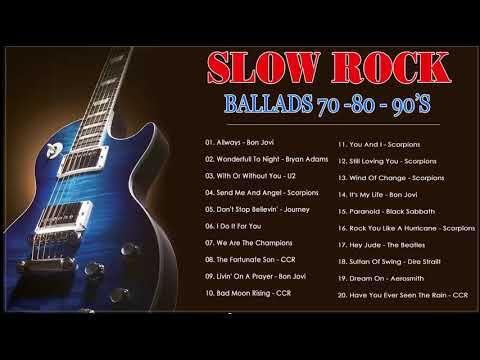 Bon Jovi, Bryan Adams, U2, Scorpions    - The Best Of Rock