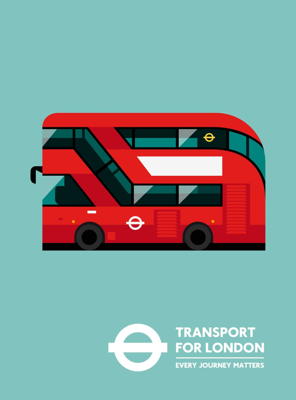 """Check out this @Behance project: """"Transport For London"""" https://www.behance.net/gallery/33666220/Transport-For-London"""
