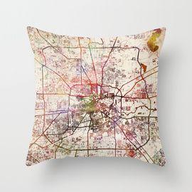 MapMapMaps.Watercolors | Society6