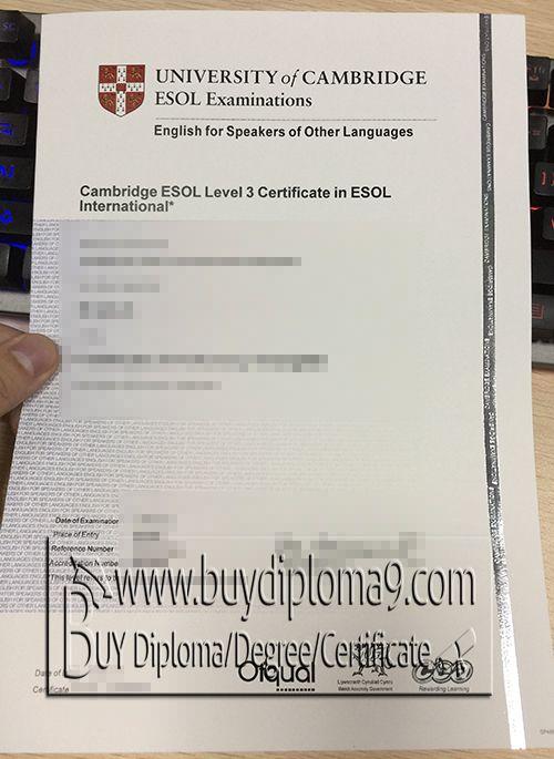 ESOL certificate, Buy diploma, buy college diploma,buy university ...