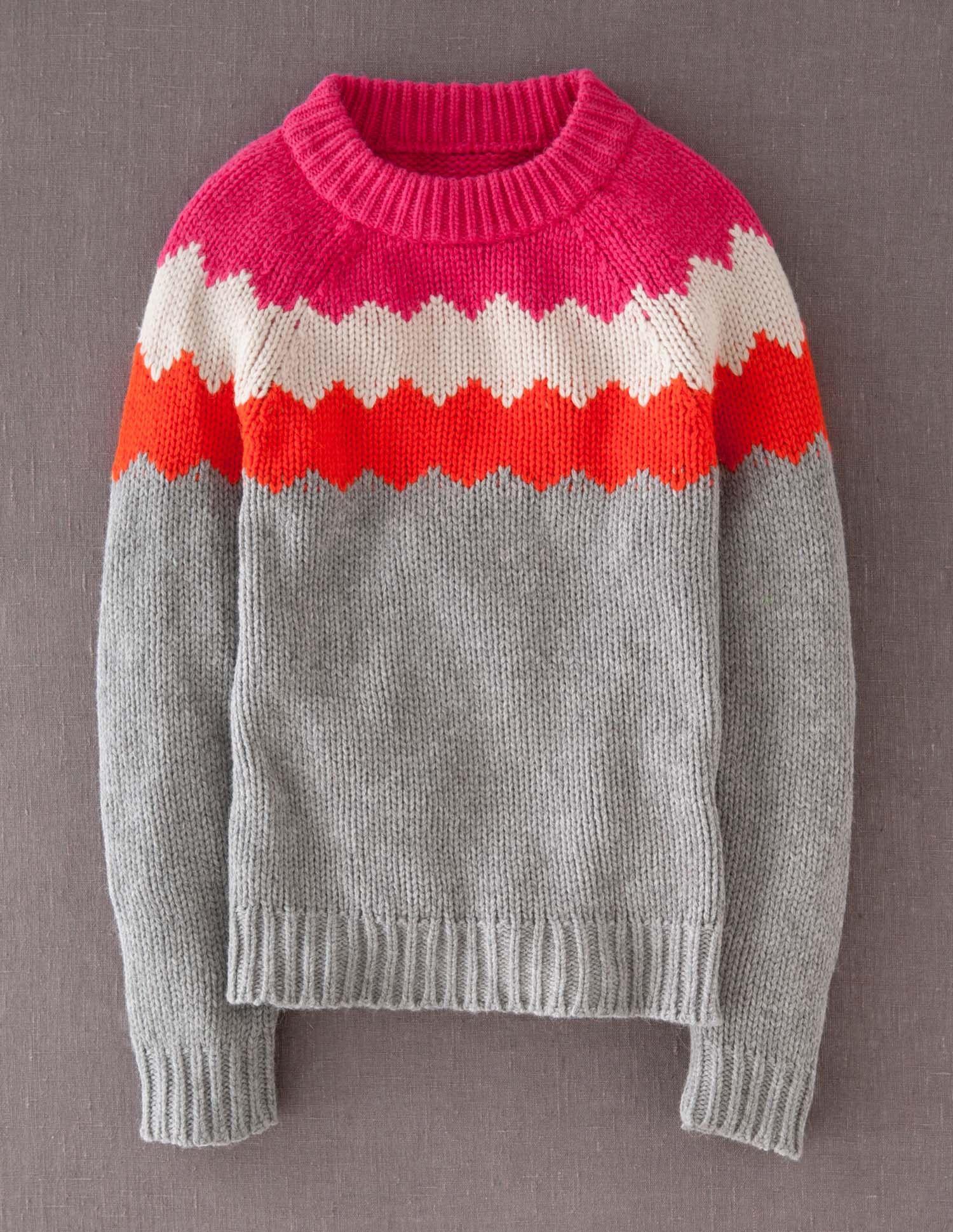 Chevron yoke sweater wk901 sweaters at boden pretty knits chevron yoke sweater from boden must find a look alike knitting pattern bankloansurffo Images
