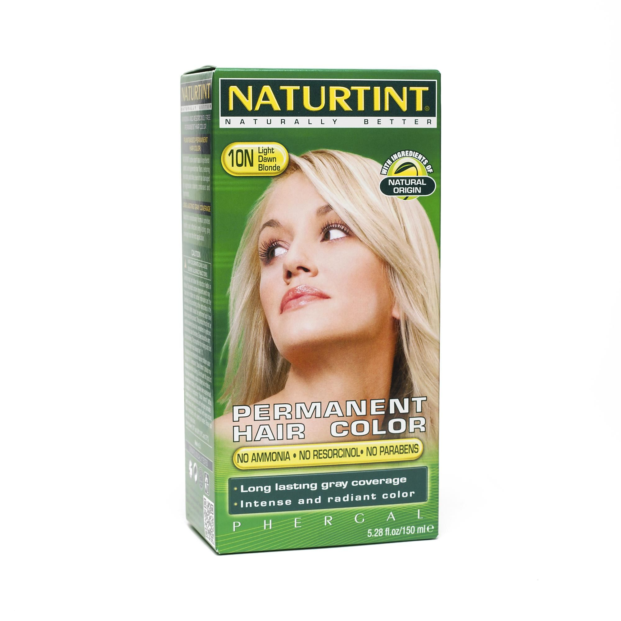 Naturtint Permanent Hair Color Light Dawn Blonde 10n Blonde Hair Color Light Hair Color Permanent Hair Color