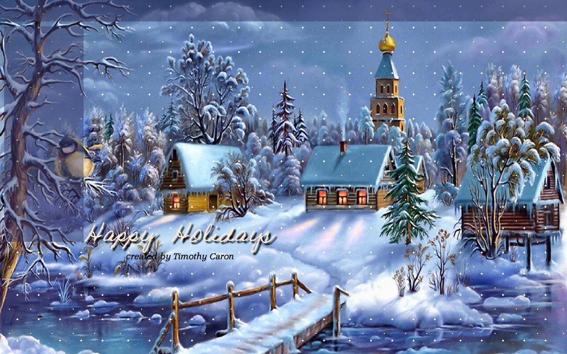 Holiday Screensavers And Wallpapers Wallpaper 1920 1200 Holiday Wallpapers Free 54 Wallpapers Adorable Christmas Scenes Christmas Pictures Christmas Art