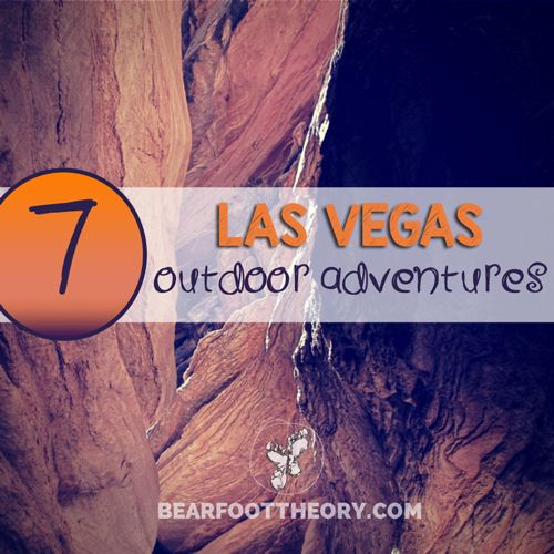 Looking to get away from the casinos on your next Vegas vacation? Here's 7 outdoor activities in Las Vegas to get you off the strip and into the outdoors.