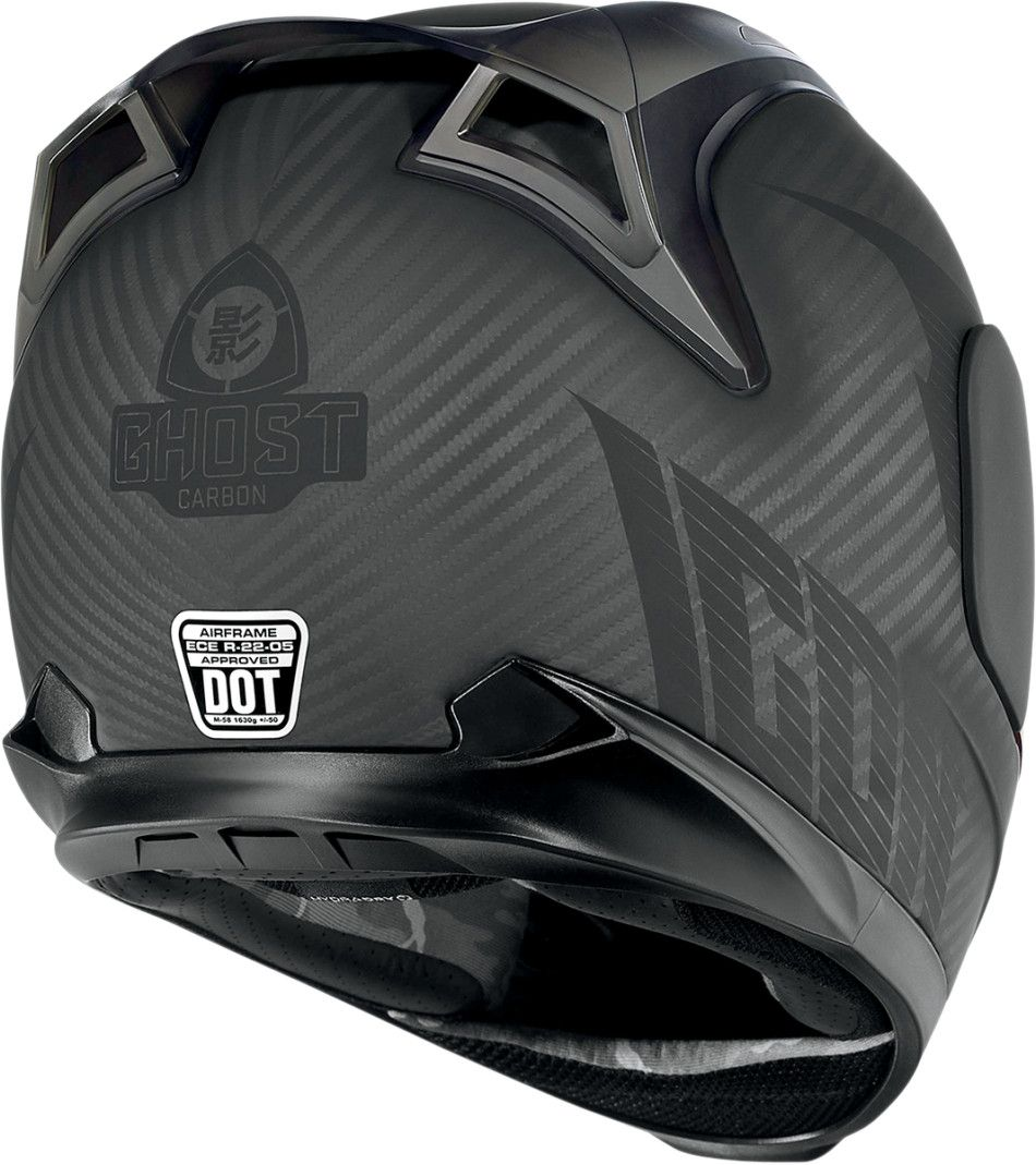 Airframe Ghost Carbon Black Products Ride Icon
