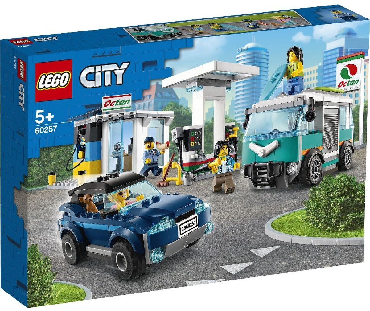 Even More Lego City 2020 Official Set Images The Brick Fan Lego City Service Station Lego City Toys