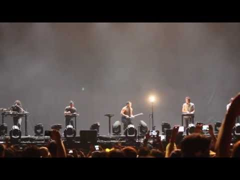 130728 Nine Inch Nails - Copy of a & Disappointed @안산밸리락페스티벌