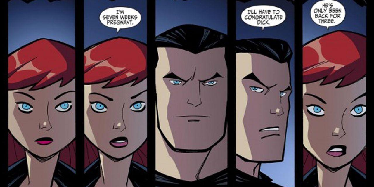 15 Most WTF Moments In Batman Comics | Notey