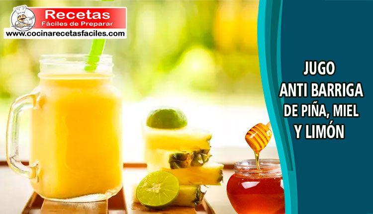 zumo de limon en ayunas para adelgazar