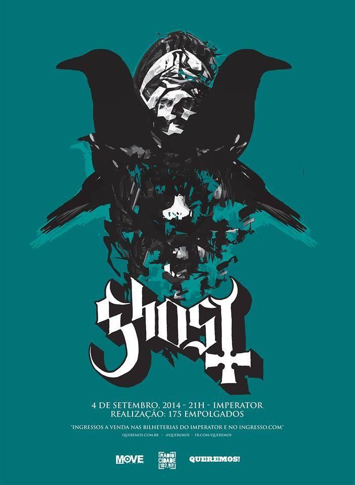 Bien connu Magnifique <3 | Ghost | Pinterest | Ghost bc LX54