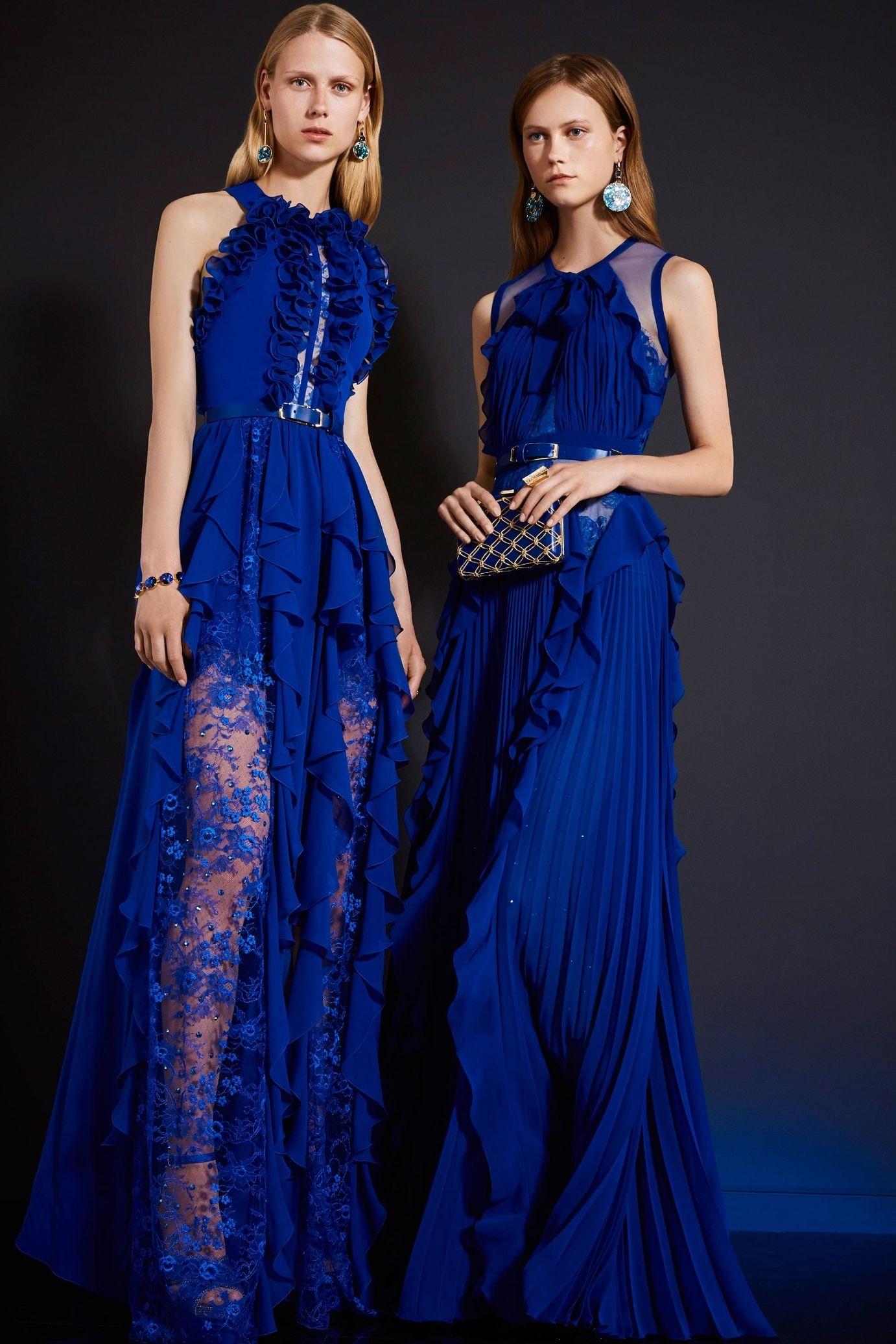 Défilé elie saab croisière couture fashion moda and couture